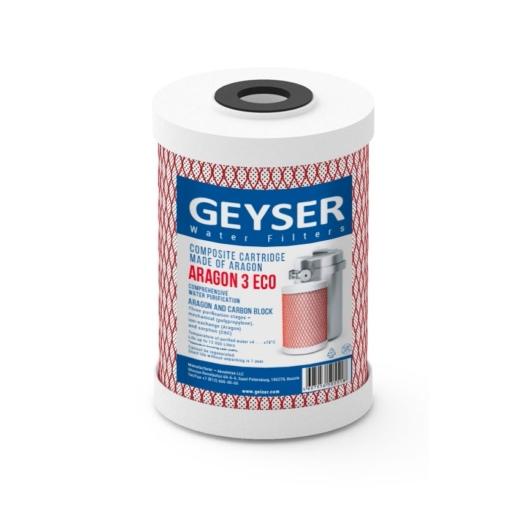 Aragon 3 ECO vízszűrő betét (Geyser ECO készülékhez)